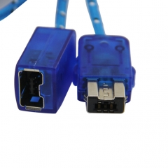 SNES/NES Controller Extension Cable 3M-Blue