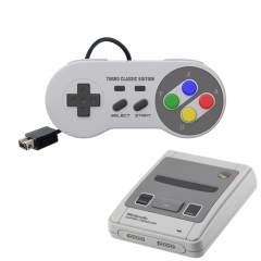 SNES Classic wired Controller with turbo