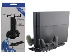 PS4 SLIM Console charging stand with cooling fan