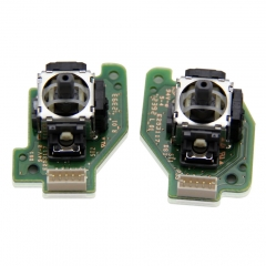 3D Analog Stick Controller PCB Board Left Right Set For WII U GamePad