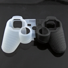 For PS3 Controller Silicon case Contrast color