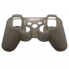 For PS3 Controller Silicon case Dark grey