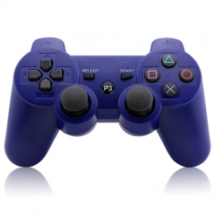 Wireless Controller for PS3(Dark Blue) pp bag