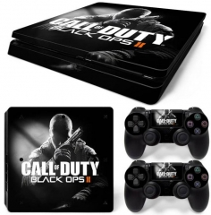 PS4Slim console sticker game controller sticker