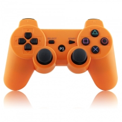 Wireless  Controller for PS3(Orange) pp bag