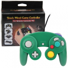 Wired Game Controller for NGC(Green)