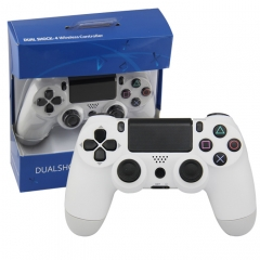 PS4 Wireless Controller white(US Version Packing)
