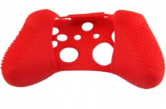 XBOX ONE SLIM Controller Silicon Case RED Color