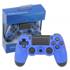 PS4 Wireless Controller blue(US Version Packing)