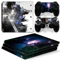 Skin Sticker Cover For PS4 PRO Console&Controllers