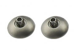 2pcs Metal Analog Thumbstick Button Stand Replacement for XBOX One SLIM Controller