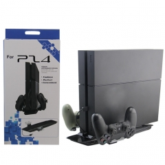 PS4 PRO Console charging stand with cooling fan
