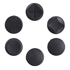 New Arrival Silicone Button Protector Thumb Stick Cap Cover Kit For PS Vita 1000 2000