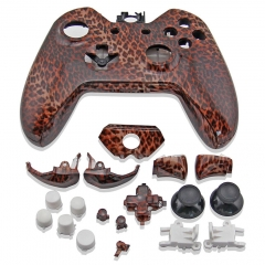 XBOX ONE Controller Full Case leopard print