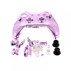 Housing Case for Xbox One Controller-Electroplating Pink