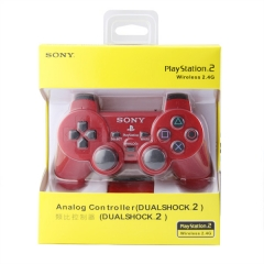 PS2 Wirelss controller with New packing