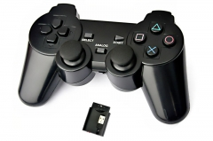 3in1 2.4G wireless Controller for PS2/PS3/PC