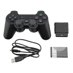 Ps2 Wireless Controller High Quality Video Game Controller with battery