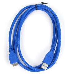 USB 3.0 A male to micro-b HDD Cable