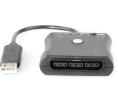 Black Color Converter Adapter Cable For PS2 To XBox 360 Controller