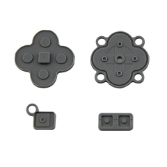 Button Rubber Pads Replacment for NDSi XL/DSi LL
