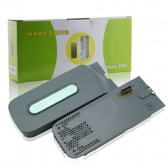 Hot Selling New Product HDD Shell External Hard Drive Disk Case For Xbox 360 Hard Drive Disk