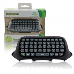 2.4G WIRELESS Keyboard For Xbox 360 Controller