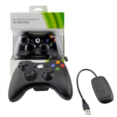 Wireless Game Controller Gamepad Joypad for Xbox 360/PC Neutral Packing