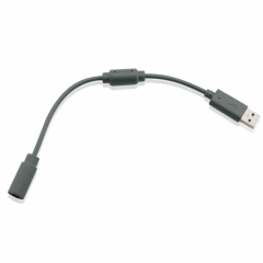 Hot Selling USB Breakaway Extension Cable to PC Converter Adapter Cord For XBOX 360 Controller