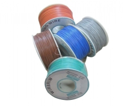 Assorted Colors China Manufacturer Connecting Line Electrical Wrapping Wire Single Core Copper Cable For PS2 Console