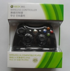 Wireless Game Controller Gamepad Joypad for Xbox 360/PC Copy packing