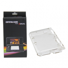 3DS XL Crystal Case