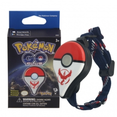 Factory Price Pokemon Go Plus Smart Bracelet for Nintendo Game Entertainment