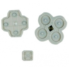 3DS XL Button Rubber Set