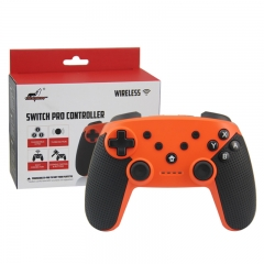 Nintendo Switch/PS3/PC/Android Bluetooth Controller With Sensor Function(Orange Color)