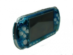 Housing FPSP2000 Console Shell(clear blue)