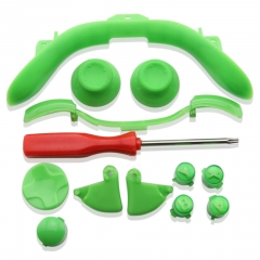 Xbox 360 Controller Replacement Set Buttons Green