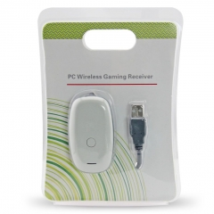 PC Wireless Gaming Receiver for XBOX360(white)