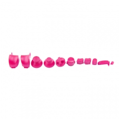 NGC Controller Button Kit-PINK Color