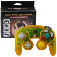 NGC Wired Controller (Crystal Yellow)