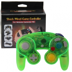 NGC Wired Controller (Crystal Dark Green)