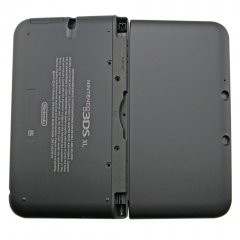 Replacement 3DS XL/LL Console Shell Black