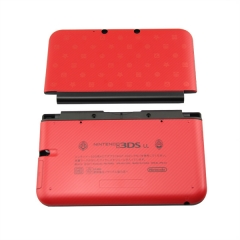 Replacement 3DS XL/LL Console Shell red
