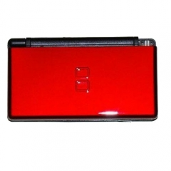 NDS Lite Console Shell (red black)