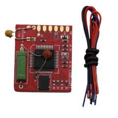 New RGH X360RUN 1.1 Glitcher Red Board with 96MHZ Crystal Oscillator for XBOX360 Slim