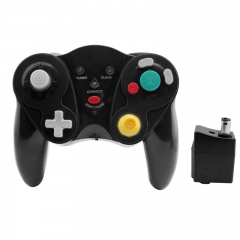 New Design Wireless Controller For NGC(Black)