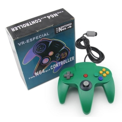 N64 Joypad Green