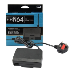 N64 AC ADAPTER(UK Plug)
