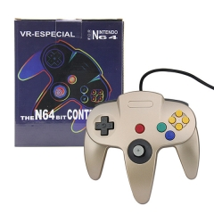 Game Controller for N64(Golden)