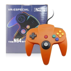 N64 Joypad Orange